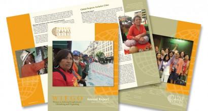 WIEGO - 2012 Annual Report