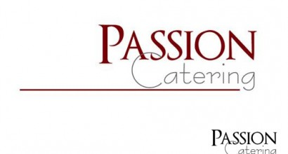 Passion Catering Wordmark Design