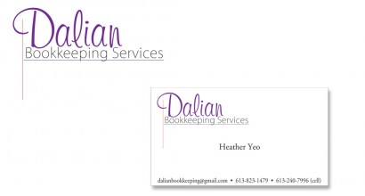 Dalian Bookkeeping Wordmark