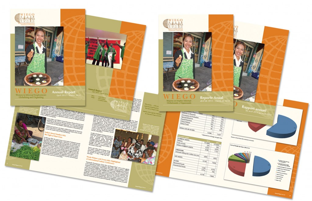 WIEGO Annual Report 2014