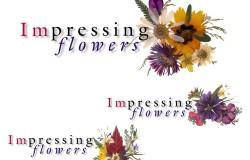 Impressing Flowers Logo Design