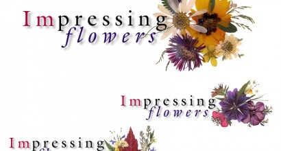 Impressing Flowers Logo
