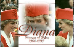 Diana Princess of Wales 1961-1997