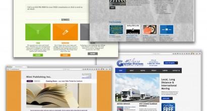 Quartz Solutions Websites