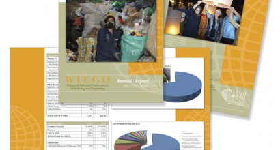WIEGO - 2013 Annual Report