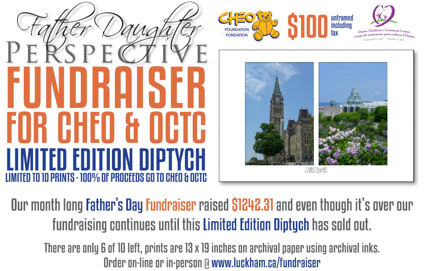 Father Daughter Perspective Fundraiser On-going