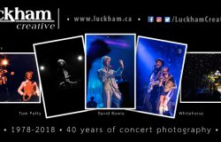 40 Years of Concert Photography