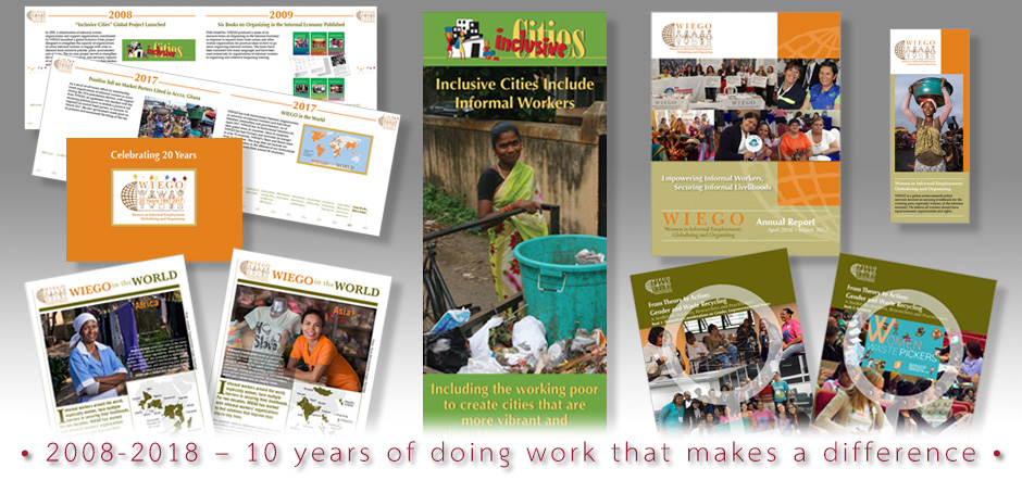 Doing work that makes a difference - Providing services to Non Profit Organizations