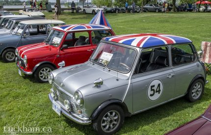 All British Car Day Ottawa 2019
