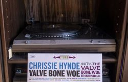 Vinyl Etc: Chrissie Hynde IS the Wind!