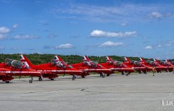 The Red Arrows et al 2019